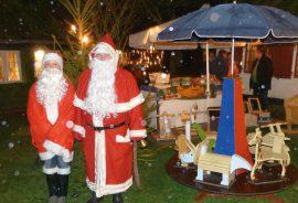 Adventsmarkt in Gingst
