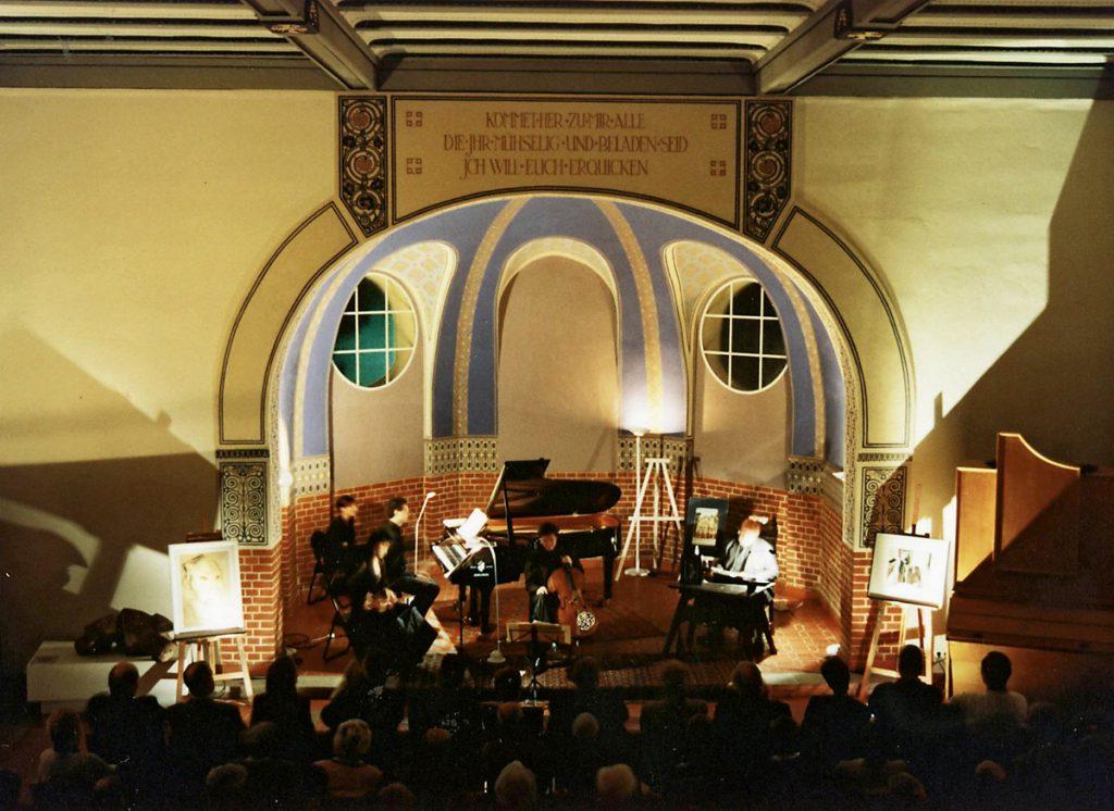 Klinikumskirche Stralsund
