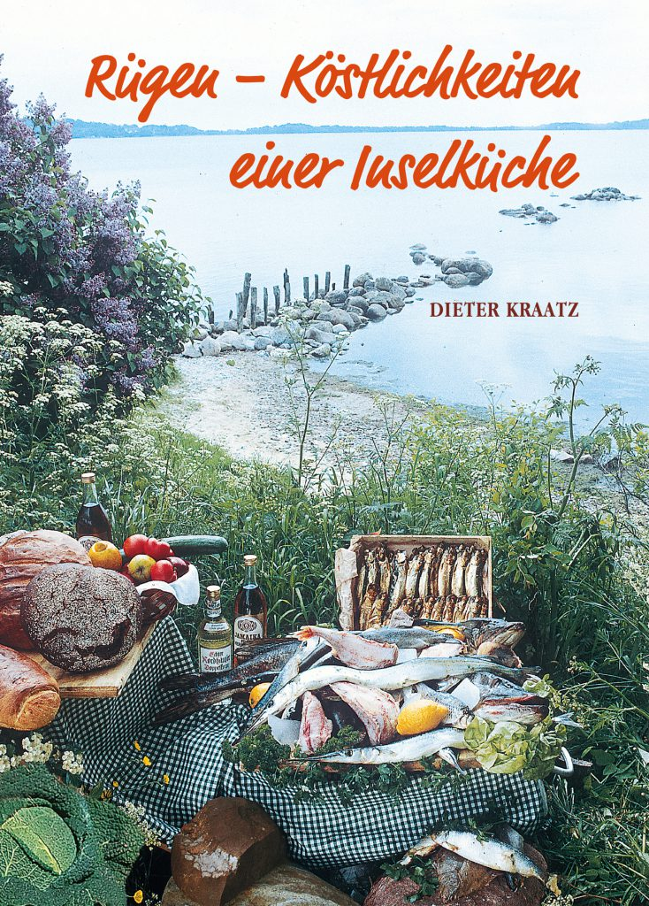 Kochbuch - Rügen - Köstlichkeiten einer Inselküche