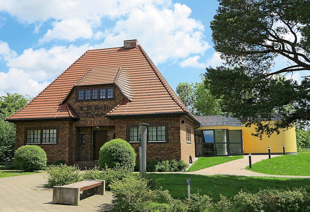 Ernst-Moritz-Arndt-Museum in Garz