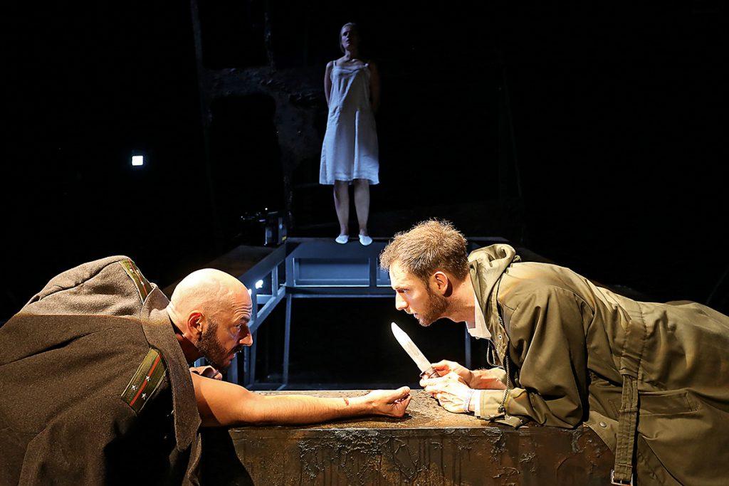 Theaterszene aus Kruso