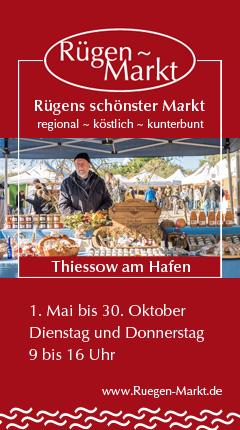 Rügen Markt